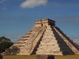 Пирамида на маите