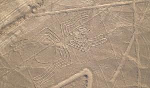Рисунки в пустинята