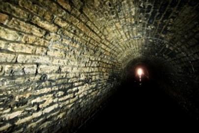 подземен град