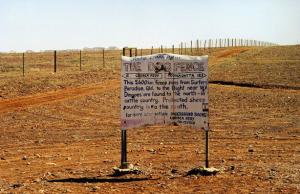 Най-дългата ограда