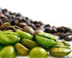 Зелено кафе