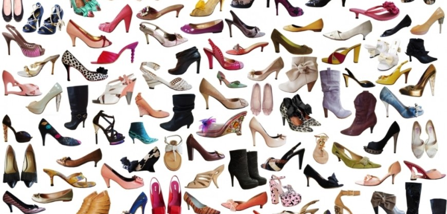 Цвета на обувките